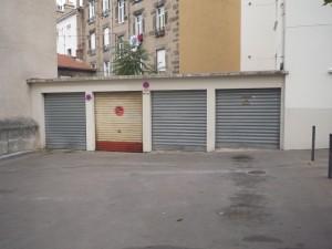investissement parking garage Julien