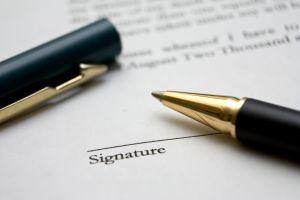 signature acte de vente investissement locatif